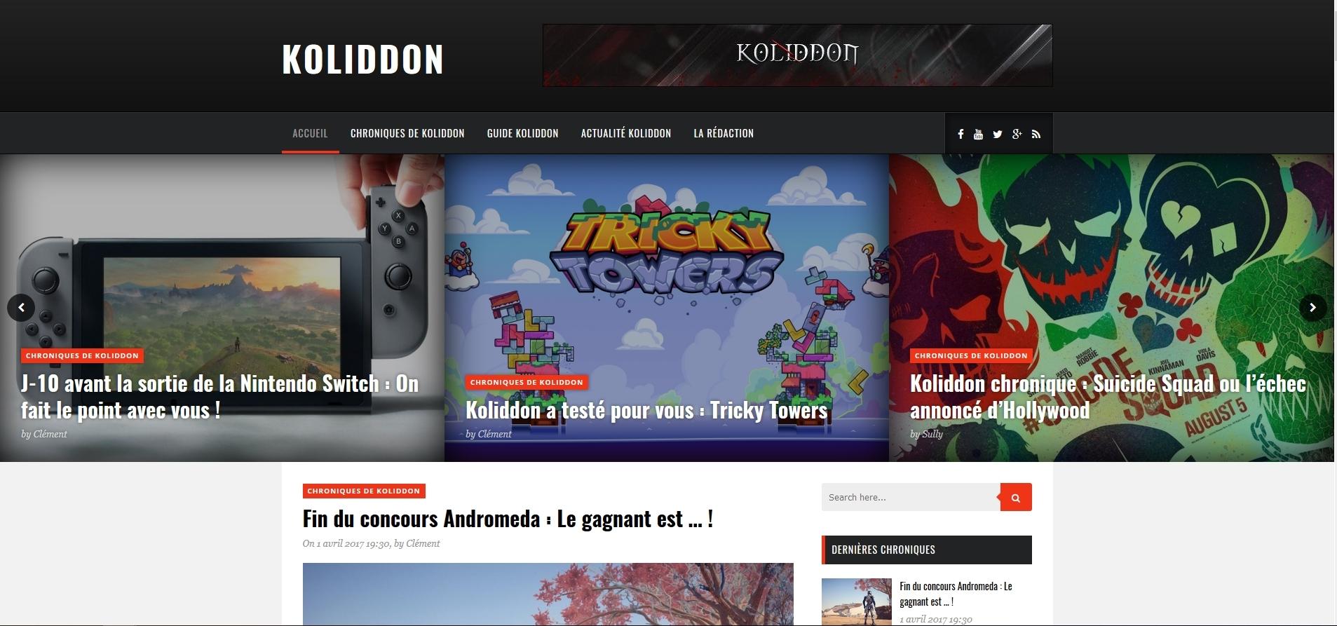 koliddon.com